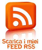 Scarica ora i miei FEED RSS